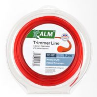 ALM Trimmer Line -  Red - 3.0mm x 1/2kg approx 55m